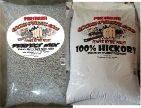BULK 10 Bags Perfect Mix & 5 Bags Hickory