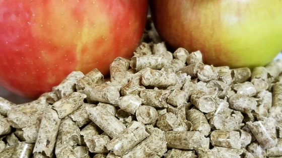 5 Tips On Using Our Apple Mash Pellets