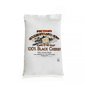 40 Lb Bag 100% Black Cherry Pellets