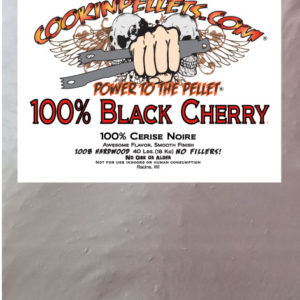 Black Cherry Pellets