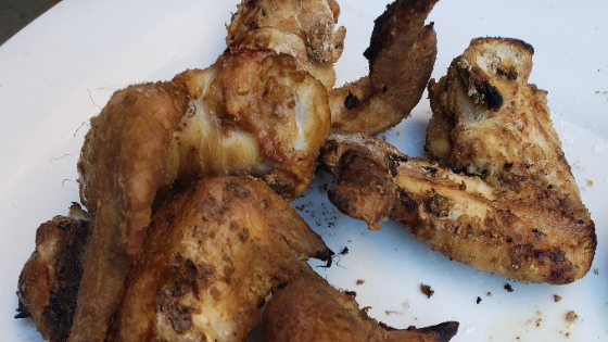 Best Pellet Grilled Chicken Wings