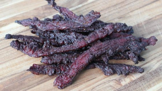 How To Make Jerky In A Pellet Smoker
