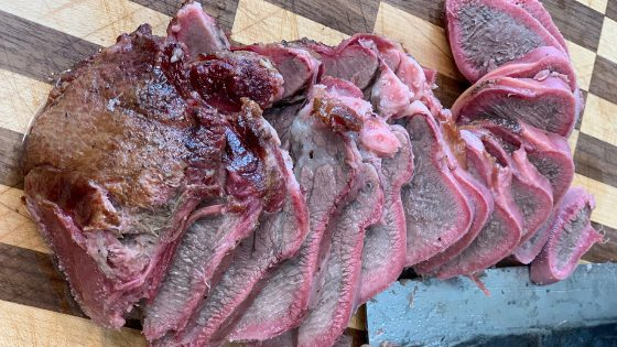 Smoked Beef Tongue