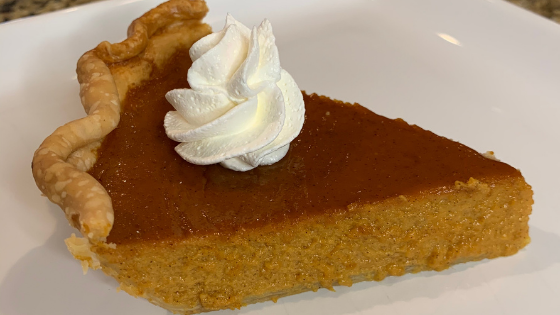 Pumpkin Pie Smoker Recipe