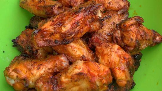 Scar Belly Wings