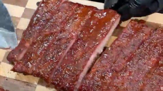 Backyard BBQ Ribs